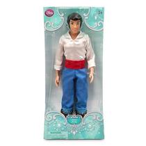 Muñeca Principe Erick Ariel Sirenita Disney Store
