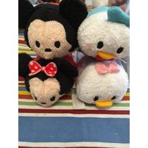 Mickey Tsum Tsum Mini Y Sus Amigos Disney Store Originales