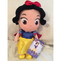 Blanca Nieves De Peluche Toddler Disney Store Original