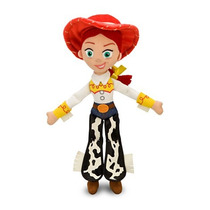 Jessie Muñeca Toy Story 1 2 3 Peluche Grande Disney Store