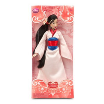 Muñeca Mulan Li Shang Mushu Creekee Barbie Disney Store