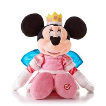 Hallmark Disney Cascanueces Dulces Minnie Mouse De La Felpa