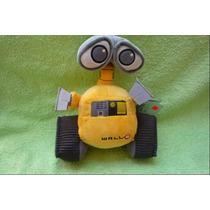 Peluche Original Disney Wall-e Robot 19cms Altura