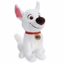 Bolt Pixar Disney Store Juguete Peluche Aurora Importado