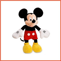 Peluche Mickey Mouse Original Disney Muñeco 45cm Regalo