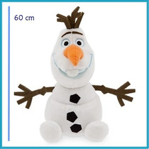 Frozen Olaf Muñeco Nieve Original Disney Peluche 60cm Fiesta