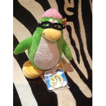 Club Penguin Nuevo Original Disney Con Moneda