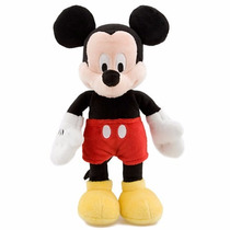 Mickey Mouse Micky Importado Disney Store Juguete Peluche