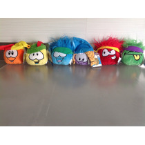 Peluches Puffles Club Penguin Con Moneda Nuevos Y Originales