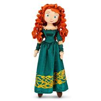 Princesas De Peluche Disney Store 51cms Merida Brave Y Más
