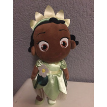 Tiana Toddler Peluche Disney Store Original 35cm