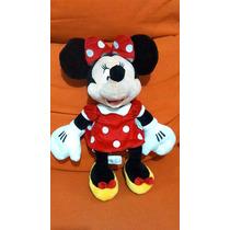 Disney - Peluche Minnie Mouse Mimí Grande 45 Cm Disney Store