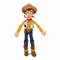 Woody Toy Story Disney Store Juguete Peluche Importado