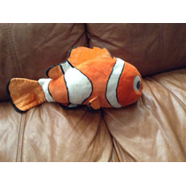 Peluche Original De Nemo De Disney 50cm Peluche Suave