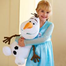 Peluche Olaf Tamaño Grande Frozen Original Disney Store 56cm
