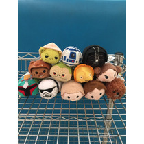 Tsum Tsum Mini Star Wars Disney Store Original 8cm 12 Piezas