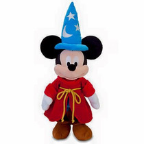 Mickey Mouse Fantasia 2000 Lindo Peluche Disney Parks
