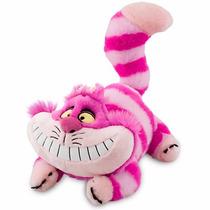 Gato Cheshire Rison Disney Store Juguete Peluche Importado