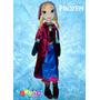 Peluche Anna Frozen Disney 50cm Alto