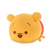 Pooh Tsum Mediano Importado Disney Store Juguete Peluche