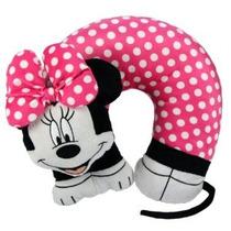 Personajes De Disney Minnie Mouse 3d Almohada De Viaje