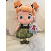 Frozen Anna De Peluche Toddler Disney Store Original