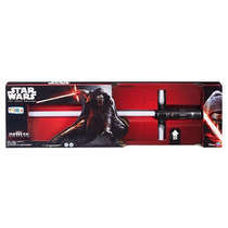 Star Wars Ultimate Fx Lightsaber Sable Luz Kylo Ren 2015