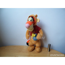 Peluche Tigger Disfrazado De Winnie Pooh 22 Cm Disney Dy298