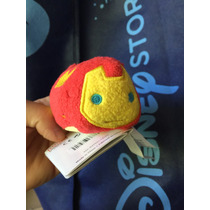 Tsum Tsum Mini Iron Man Disney Store Original 8 Cm