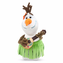 Peluche Olaf Aloha Frozen Disney Store