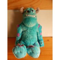 Disney Store Pixar Monsters University Inc Sulley Peluche