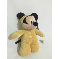 Peluche Baby Mickey Mouse Pijama Original Disney
