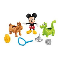 Fisher-price Disney Mickey Mouse Clubhouse: Caballo Y Dragon