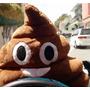 Whats App Emoji Pillow Almohada Peluche Popo Poop Super Suab