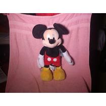 Mickey Mouse De Peluche Traido De Disney