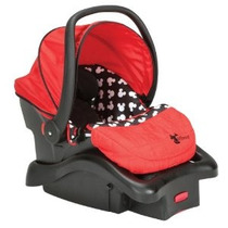 Disney Baby Mickey Mouse Luz N Comfy Luxe Asiento Infantil M