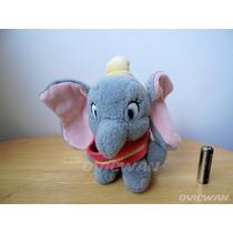 Muñeco De Peluche Elefante Tiny Dumbo 16 Cm Disney Dy22