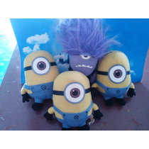 Ladyspawn Peluches Minion Mi Villano Favorito 2