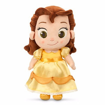 Bella Bestia Bebe Disney Store Juguetes Peluche Importado