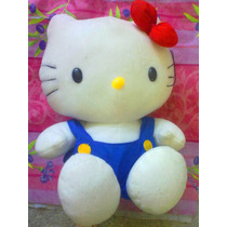 Peluche De Hello Kitty Clasica