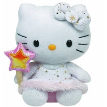 Peluche Hello Kitty Hada - Angel