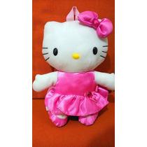 Hello Kitty - Mochila Peluche Bailarina Ballet Detalles Uso