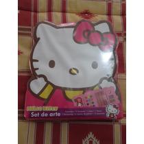 Set D Actividades Hello Kitty De Sanrio 34 Pzas D Lujo