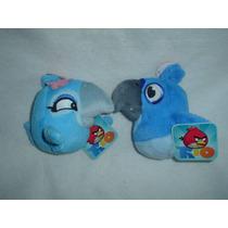 Angry Birds Rio Original Y Al Mejor Precio 15 Cms Perla Blue