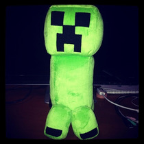 Peluche Minecraft Cripper