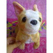Perrito Chihuahua De Peluche