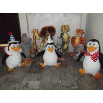Madagascar Serie Completa 10 Piezas $2600.00 Bfn