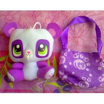 Little Pet Shop Peluche De Panda De Sonrics