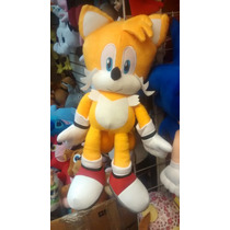 Tails Sonic Peluche
