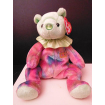 Peluche Osito August Ty Beanie Babies Coleccion Oso Bear
